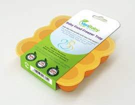 Med7008 tarafından Create Print and Packaging Designs for Baby Food Freezer Tray için no 19