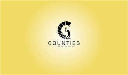 #5 untuk Design a Logo for Counties Tennis Association oleh thenext01