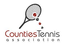 #36 untuk Design a Logo for Counties Tennis Association oleh tatuscois
