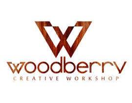 #55 untuk Logo for wood woodworking company oleh Velidesign