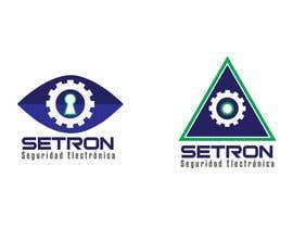 #2 untuk Diseñar un logotipo para Plataforma Web de Seguridad Electronica oleh hernan2905