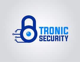 #1 untuk Diseñar un logotipo para Plataforma Web de Seguridad Electronica oleh griffindesing