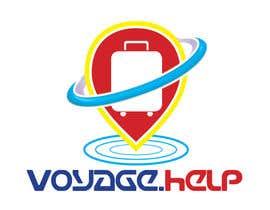#29 untuk Design eines Logos for Project Guest Advisor (voyage.help) oleh pikoylee