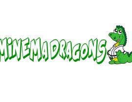 #9 untuk Design eines Logos for MINEMA Dragons oleh Balvantahir