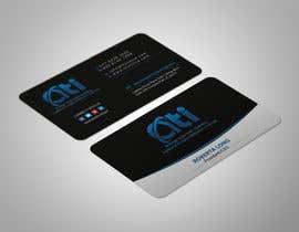 ashanurzaman tarafından Design some Business Cards for  ATI için no 38
