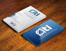 mohanedmagdii tarafından Design some Business Cards for  ATI için no 35