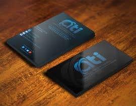 mohanedmagdii tarafından Design some Business Cards for  ATI için no 49