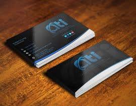mohanedmagdii tarafından Design some Business Cards for  ATI için no 52