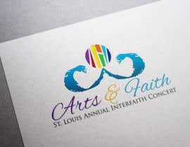 #13 untuk Arts & Faith St. Louis Interfaith Concert Logo oleh asnpaul84