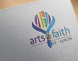 #144 untuk Arts & Faith St. Louis Interfaith Concert Logo oleh cosminpaduraru97