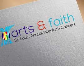 #195 untuk Arts & Faith St. Louis Interfaith Concert Logo oleh Serghii