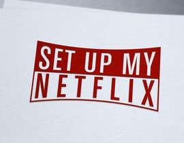 eddesignswork tarafından Design a Logo for setupmynetflix.com için no 44