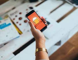 #3 untuk Design an App Mockup for Faltan Chelas oleh layaweek