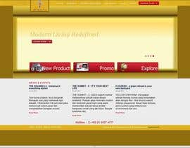 imostealth tarafından Simple website with lightbox and YM contact at header için no 4