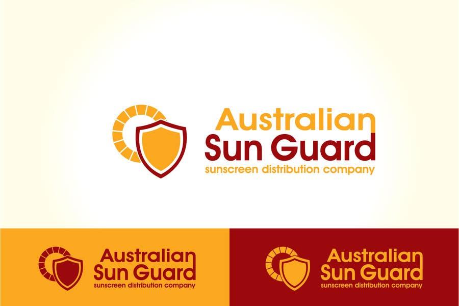 #89 for Design a Logo for Australian Sun Guard by prasanthmangad