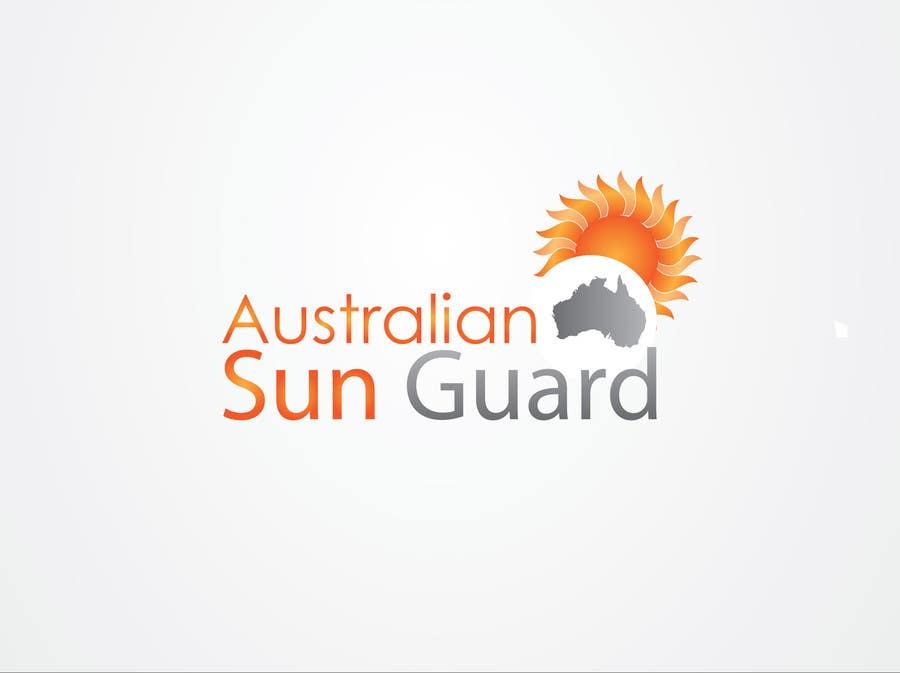 #69 for Design a Logo for Australian Sun Guard by the0d0ra