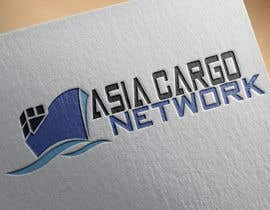alphaalyshah tarafından Design a Logo for Asia Cargo Network için no 32