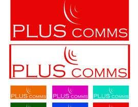 #77 para PlusComms Logo por Krcello