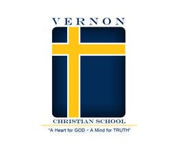 #71 para Logo Design for Vernon Christian School por abhishekbandhu