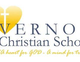 #25 para Logo Design for Vernon Christian School por simplybeing