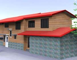 #7 for 3D Model and Paint my 2 Storey House. by dgonzales83