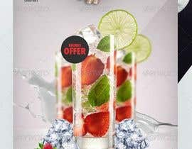 #15 untuk Drinks promotion flyer oleh mindtrack786