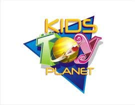 YONWORKS tarafından Design a Logo for kids toy planet için no 92