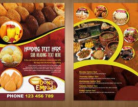 #13 untuk Design a Flyer for Snack and coffe shop oleh teAmGrafic
