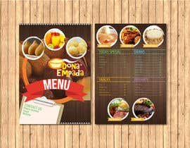 #26 untuk Design a Flyer for Snack and coffe shop oleh amirakarmila