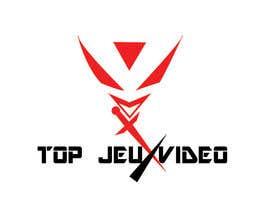 alphaalyshah tarafından Concevez un logo for TOPJEUXVIDEO için no 3