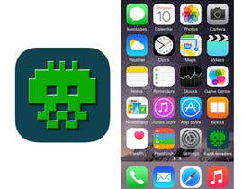 kiryank tarafından Design some Icons for Retro (Space Invaders) style arcade game. için no 29