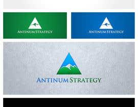 #89 untuk Design a Logo for Antinum Strategy oleh thimsbel