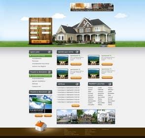 #41 untuk Design a Website Mockup for FREEALTY oleh Nihadricci
