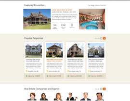 designninja1 tarafından Design a Website Mockup for FREEALTY için no 27