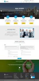 #19 untuk Design a Website Mockup for FREEALTY oleh ankisethiya