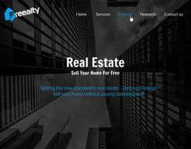 #38 untuk Design a Website Mockup for FREEALTY oleh kumarsravan031