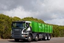 Graphic Design Kilpailutyö #72 kilpailuun Design our the colour scheme/artwork for our new trucks