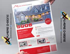 #30 untuk Design A Real Estate Flyer oleh xflyerdsigns