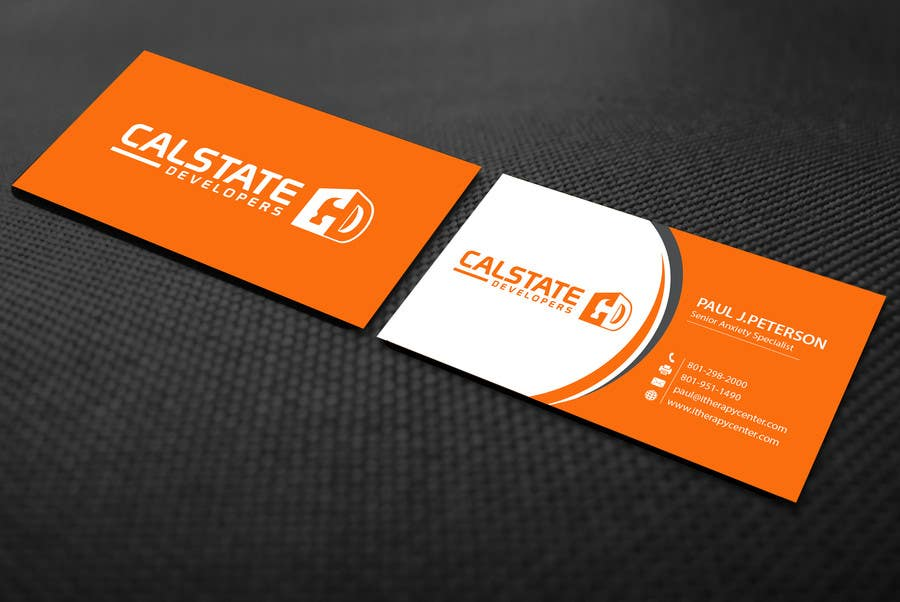 Entry #124 by ALLHAJJ17 for Design some Business Cards for ...
