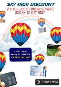 #15 untuk Design a Banner for marketing of a  print product (Air Balloon concept) oleh msdvenkat