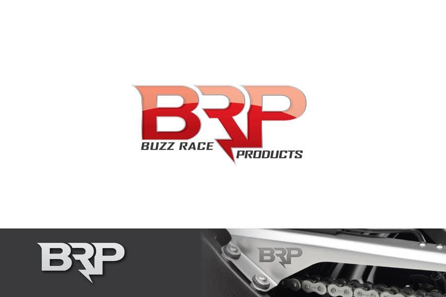 Entri Kontes #6 untukLogo Design for Buzz Race Products