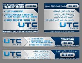 Nro 8 kilpailuun Design a Banner for broker company käyttäjältä MireiaCarre
