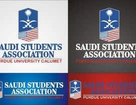 #10 untuk Design a Logo for Saudi Students Association At Purdue University-Calumet oleh rameezafzal786