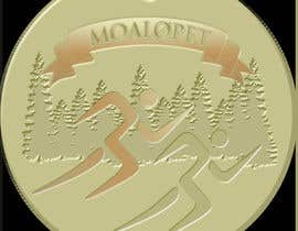 #46 untuk Design logo for a gold medal oleh sabrina211
