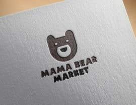 ProDesigners8 tarafından Mama Bear Market Logo Design için no 64