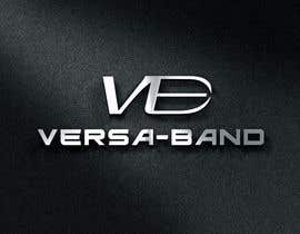 #92 for Design a Logo for Versa-Band by demotique