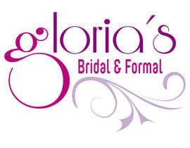 jeanvillegas75 tarafından Design a Logo for Bridal and Formal Wedding wears shop için no 12