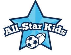 AnnaTaisha tarafından Design a Logo for All-Star Kids After-School Sports için no 82