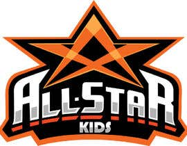 rockymk tarafından Design a Logo for All-Star Kids After-School Sports için no 45