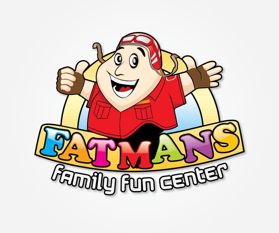 Penyertaan Peraduan #35 untuk Family Entertainment Center Logo and Mascot Contest